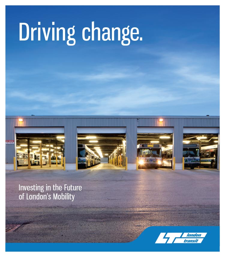 Driving Change publication cover